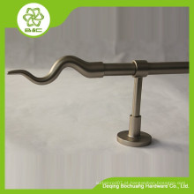 2015 Best Seller Products of Aluminum Curtain Rods / # 16 / 19mm Aluminum Curtain Rod finials