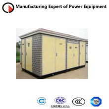 Competitive Box-Type Substation with New Technology