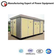 Packaged Box-Type Substation with New Technology