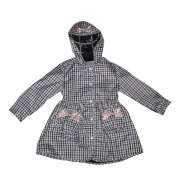 Kids PVC Polyester Raincoat