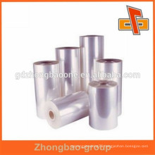 Super transparent bottle cover film with moisture proof feaature
