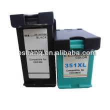 wholesale replacement cartridge for hp 351compatable ink cartridge for HP 4380 4480 4580 4270 printer Guangzhou factory