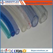 PVC Transparent Fiber Reinforced Hose