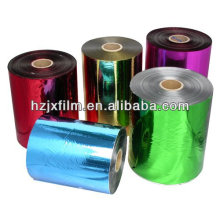 Black/ Yellow/ Green/ Bule PET film