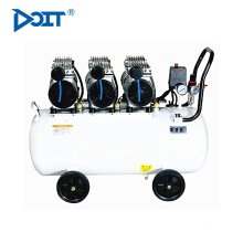 DT 600H-65 Silent oil-free air compressor machine