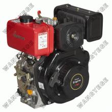20:1 compresión Ratio Diesel con motor monocilíndrico y 78 x 62mm diámetro x carrera