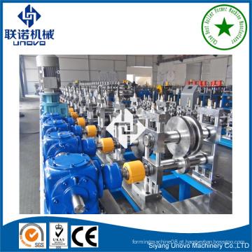 Máquina de fabricação de canais de equipamento 41 * 41 unistrut