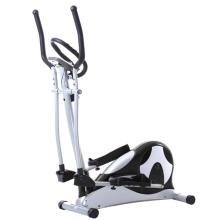 Домашний фитнес-упражнение эллиптический велосипед