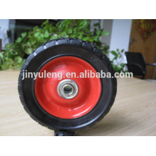 7-дюймовый небольшие твердые резиновые колеса для игрушки /косилка/ тележки