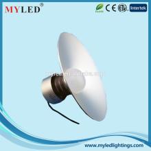 O projeto novo conduziu a iluminação elevada da baía que o preço barato 50W IP44 120degree Beam o ângulo