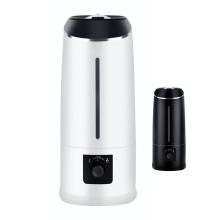 Hogar y oficina 6,5 L LED ABS humidificador de aire inteligente con purificar