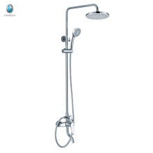 KDS-05 wall mounted rain shower system, modern fashionable thermostatic rain shower, bathroom accessories