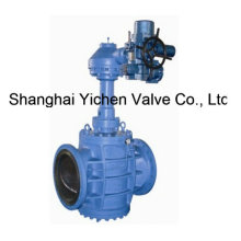 Electriced Orbit Plug Valve (GX943)