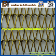 Conveyor Belt Dcorative Mesh for Electric Furnace