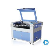 prix direct usine tissu, bois, découpe laser acrylique et machine de gravure IGL-6090