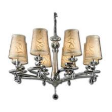 New Chandelier Pendant Lamp European Style Crystal Suspension Light