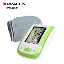 Moniteur médical de pression artérielle de bras de Digital de service de Chambre légère de DW-BPA1
