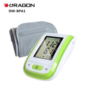 DW-BPA1 Light-ponderado Servicio de la casa Medical Digital Arm Monitor de presión arterial