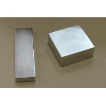 N52 Neodymium Block Magnet with Nickle Plating