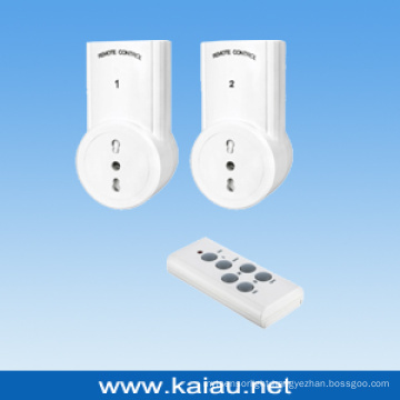 Italy Wireless Remote Control Socket (KA-IRS10)