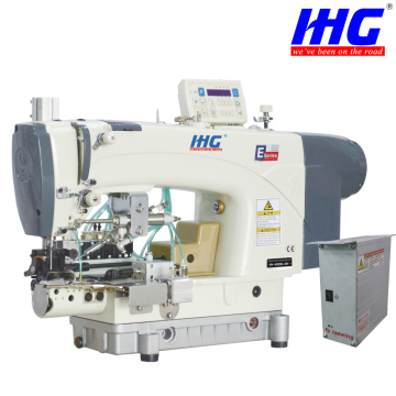 IH-639D-5H/7H Direct-Drive Lockstitch Bottom Hemming Machine