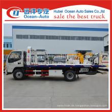JAC 4x2 4ton Tragfähigkeit Rotator Abschleppwagen Verkauf