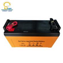 Chine batterie fabricant 2volt 300ah solaire cycle profond scellé gel batterie