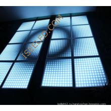 Ночной клуб красочные светодиодные панели для потолка