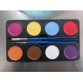Set di pittura non tossica Facepaints con stencil