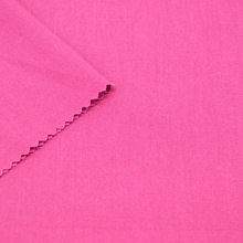 Kain Polyester Cotton Hot Pink