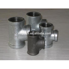 pipe malleable cast iron fittings