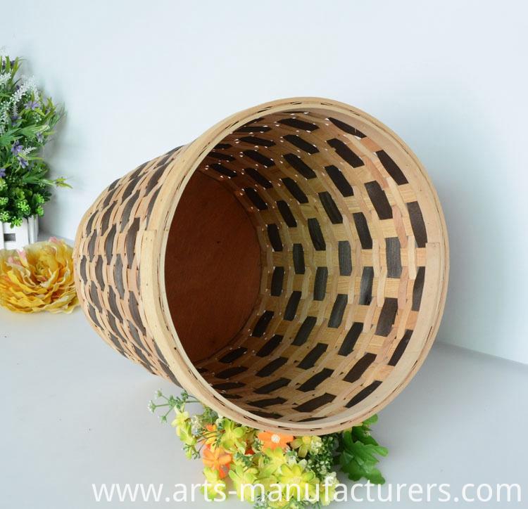 woond chip basket