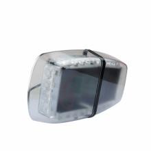 Type de lampe LED et 12V 24V, la police de tension DC12V a conduit une barre lumineuse de secours avec prise de cigare