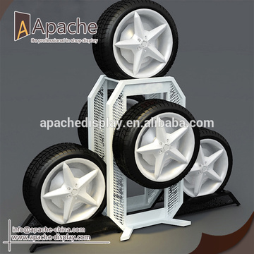 wheel display stand for sale