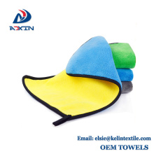 30x40cm Super Absorbent Drying Auto Detailing Towel Microfiber coral fleece car cloth