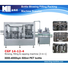 Ss304 Liquid Food Quality Material Filling Machine