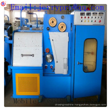 14DT(0.25-0.6) Copper fine wire drawing machine with ennealing(multi wire drawing machine)