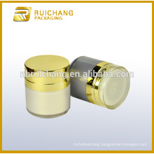 30g plastic airless cream jar, cc cream airless jar
