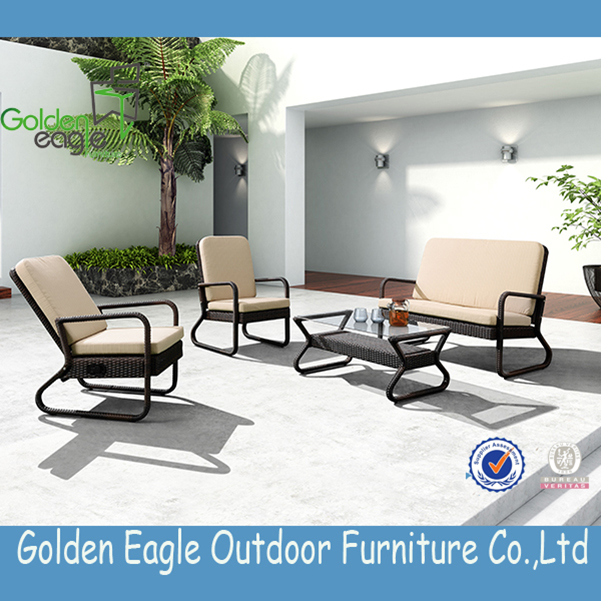 natural rattan furniture aluminum