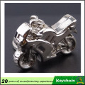 Metal Motorcycle Key Chain for Promotion