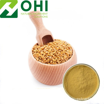 Fenugreek Extract straight bed