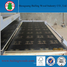 18mm Recycle Phenolic Finger Joint Film Faced Plywood