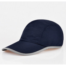 High Quality Navy Five Panels Golf Cap