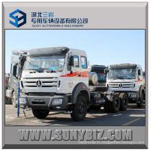 336HP Prime Mover Beiben 6X4 Tracteur