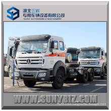 336HP Prime Mover Beiben 6X4 Tractor Head Truck