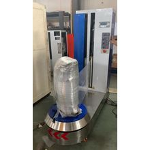 Good produced Airport Stretch Film luggage Wrapping Machine