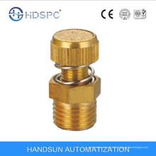 Amortiguador de cobre escape neumático de aire