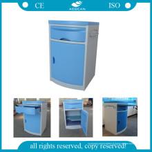 Cabinet de chevet d'hôpital d'ABS d'équipement médical d'AG-Bc005