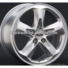 replica aluminium alloy car wheel rims for Ford & Peugeot & Volvo