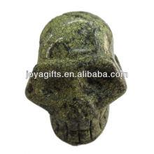 """Esculturas do crânio de pedra preciosa 2 """""""
